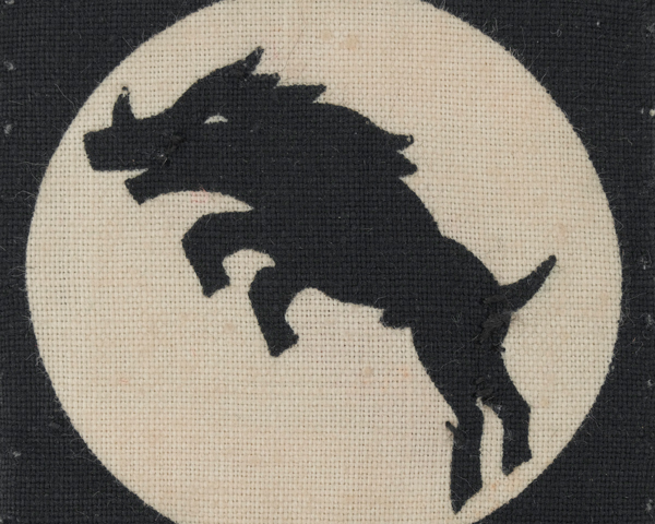 Formation badge of 30 (XXX) Corps, c1941