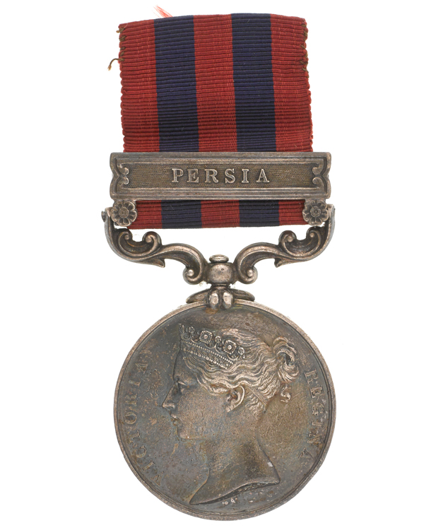 Malcolmson's India General Service Medal 1854-95
