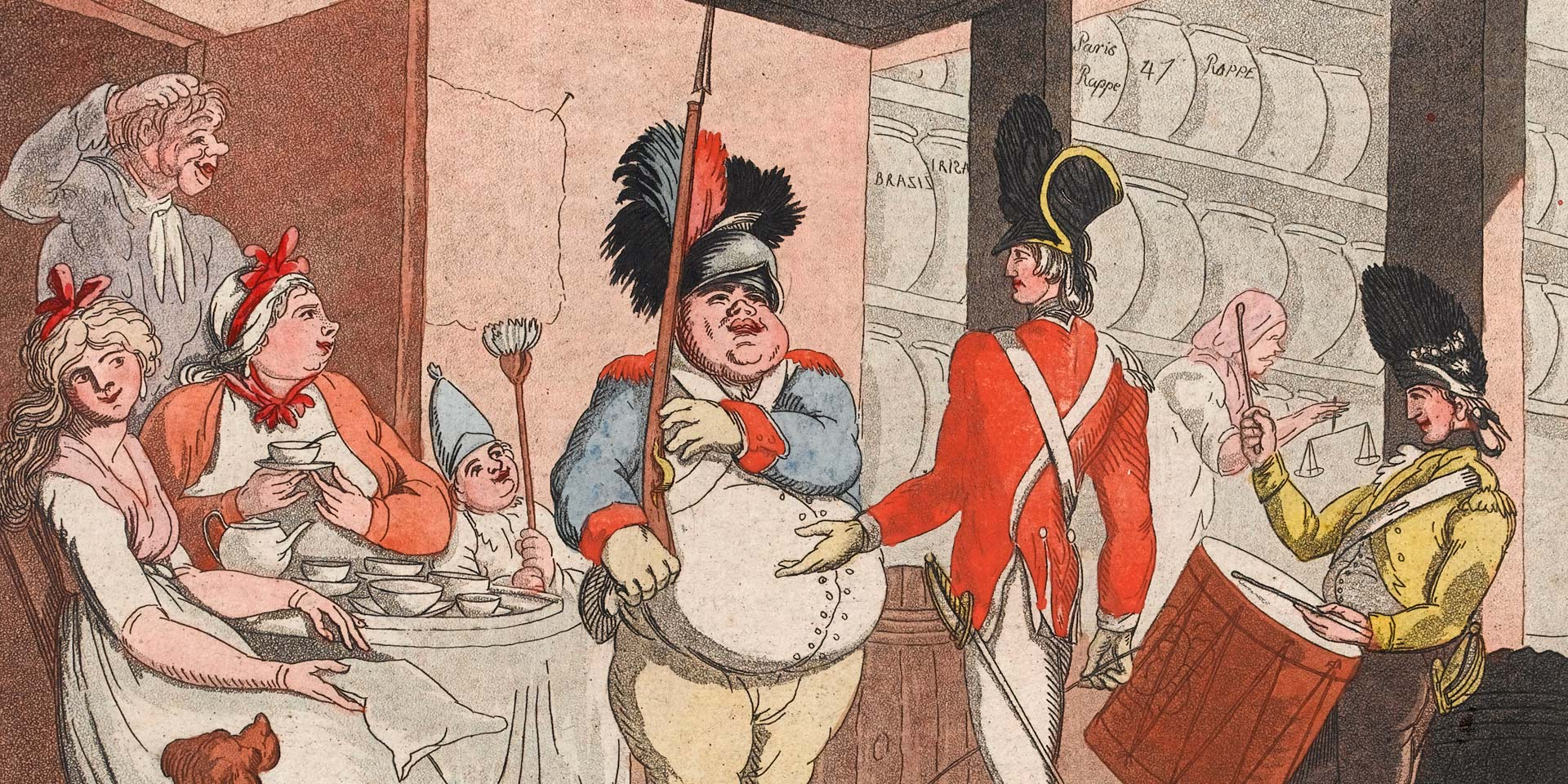 The French Invasion Scare and the Literature of Fear in Britain 1797-1805
