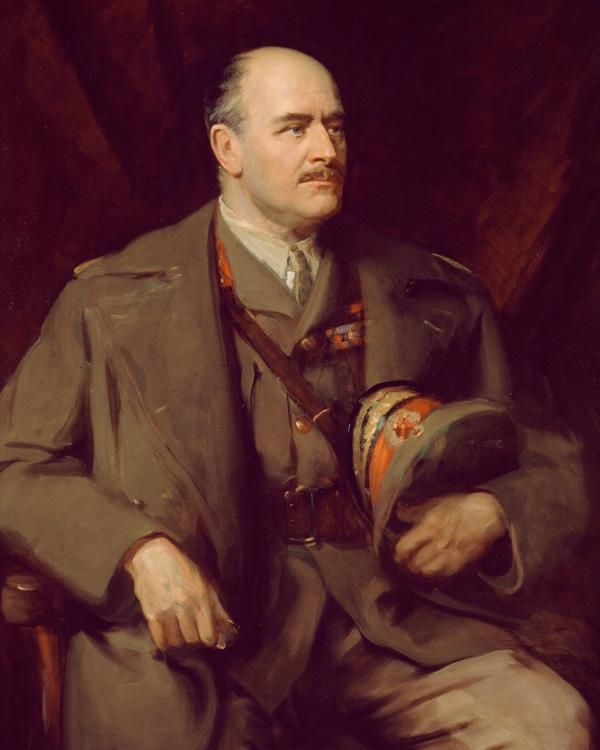 Field Marshal Lord Allenby of Megiddo and Felixstowe, c1925