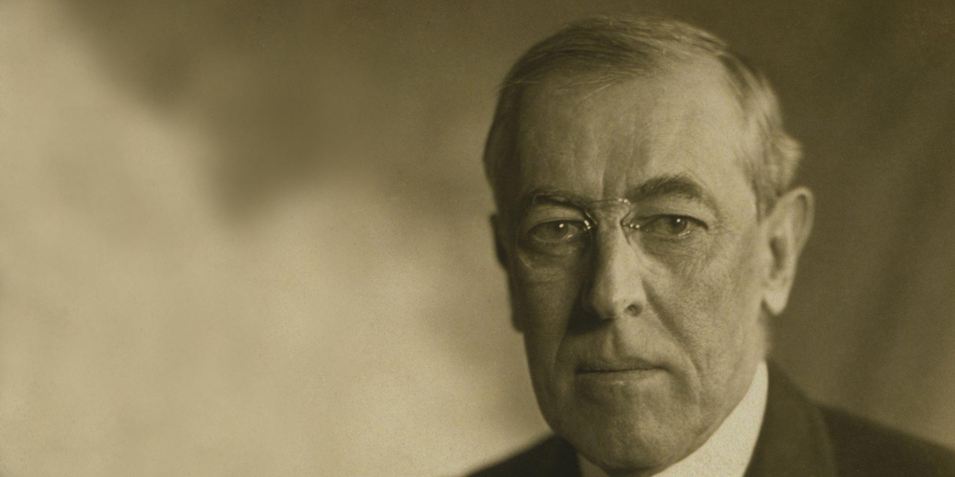 President Wilson, 1919