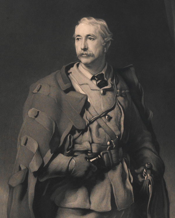 General Sir Garnet Wolseley, 1884