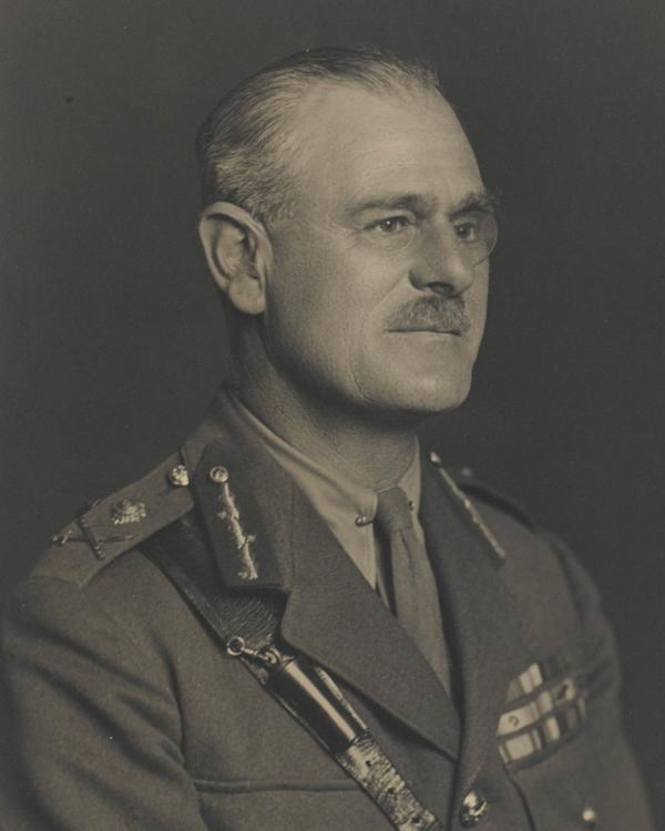 Lieutenant-General Sir Archibald Wavell, 1938