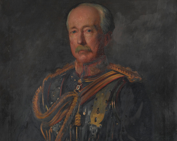 Field Marshal Viscount Garnet Wolseley, 1910