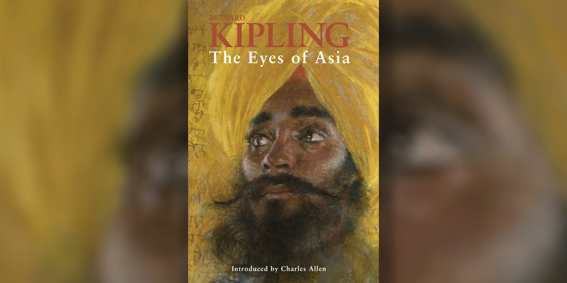 Eye of Asia book cover