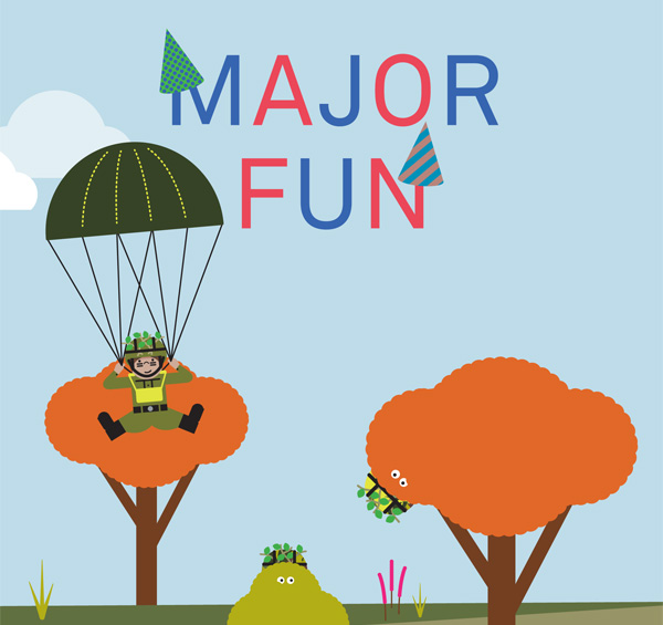 Major Fun party package