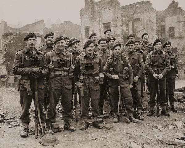 The Commandos | National Army Museum