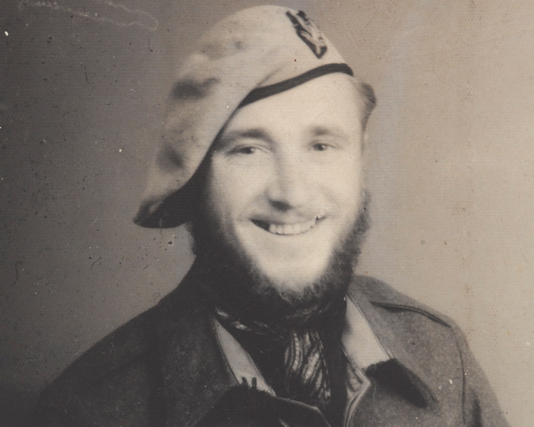 Corporal Herbert Chambers, Special Boat Service, 1944