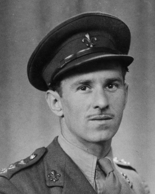 Captain Michael Trotobas of SOE, c1942