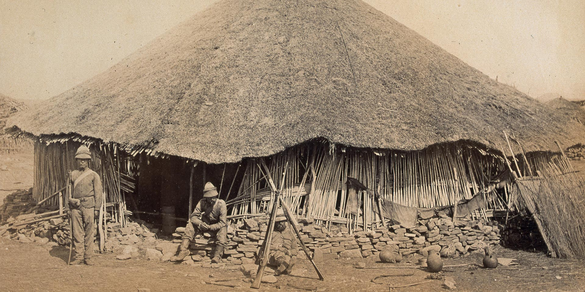 The Abyssinian War, 1867-68: Campaigning in 'a country of which we know so little'