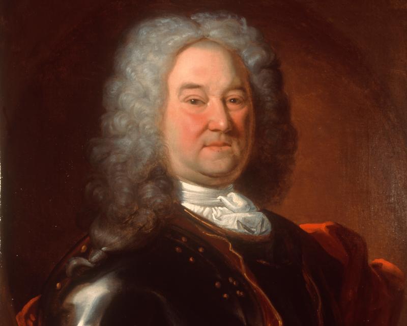 Captain Robert Parker, The Royal Regiment of Ireland, 1720