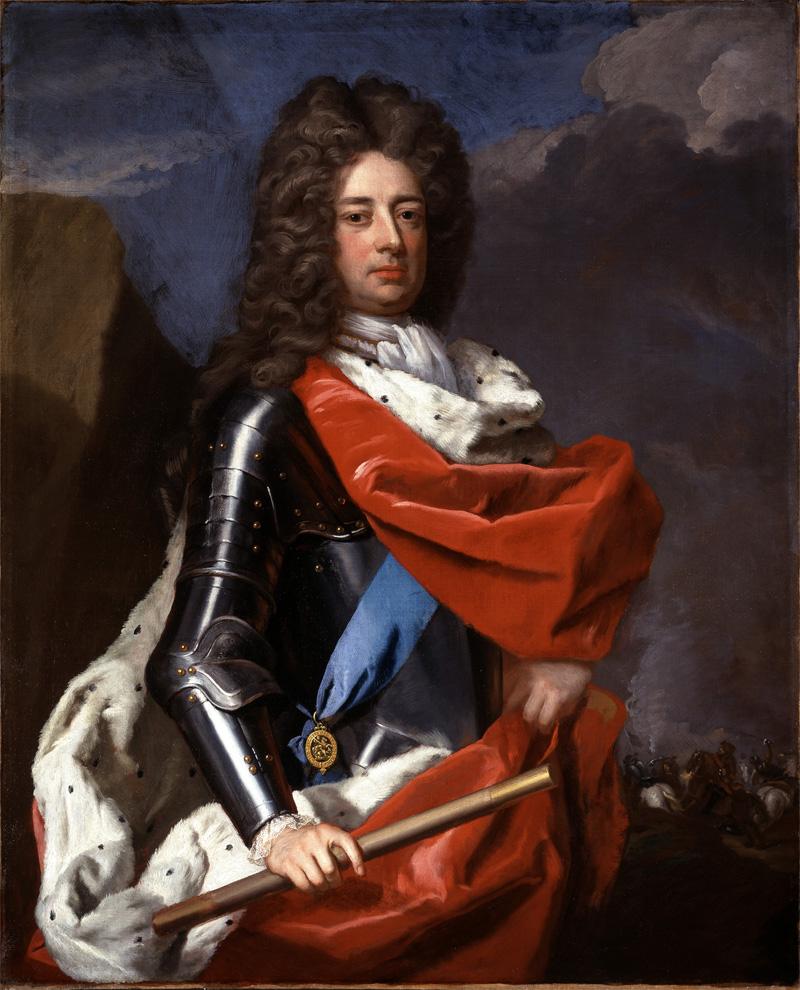 The Duke of Marlborough, c1702