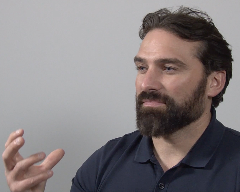 Special Boat Service veteran Ant Middleton talks about the unique characteristics of Special Forces soldiers, 2018