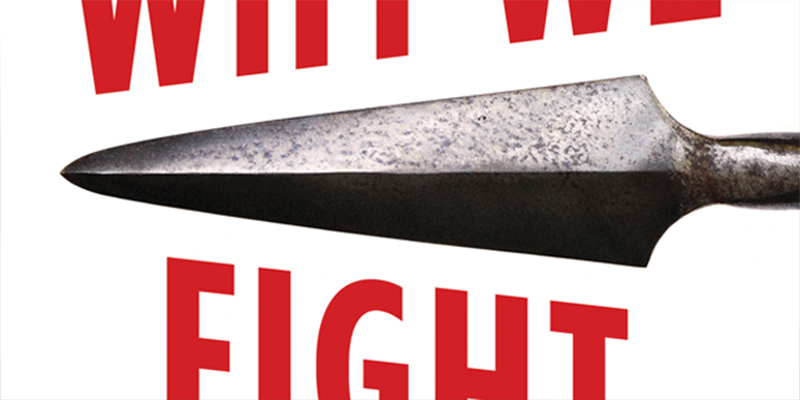Book launch: Why We Fight
