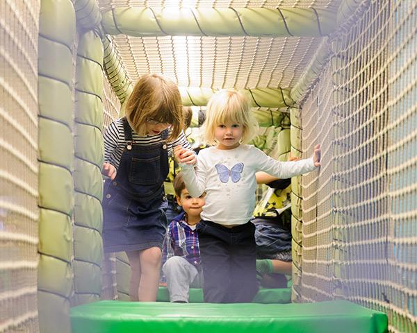 Kids in playbase