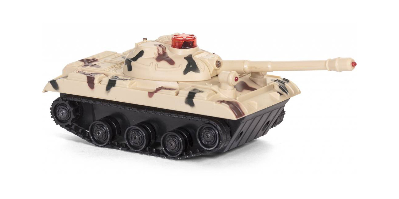 Remote-controlled tank