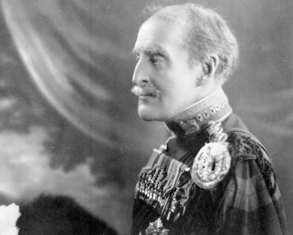 General Sir Ian Hamilton, 1914