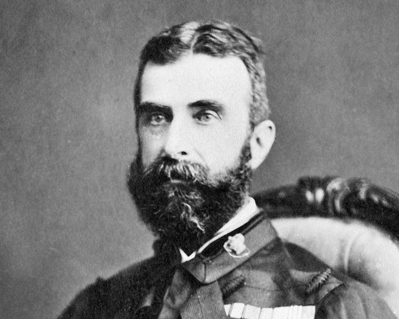 Lieutenant-General Lord Chelmsford, 1879
