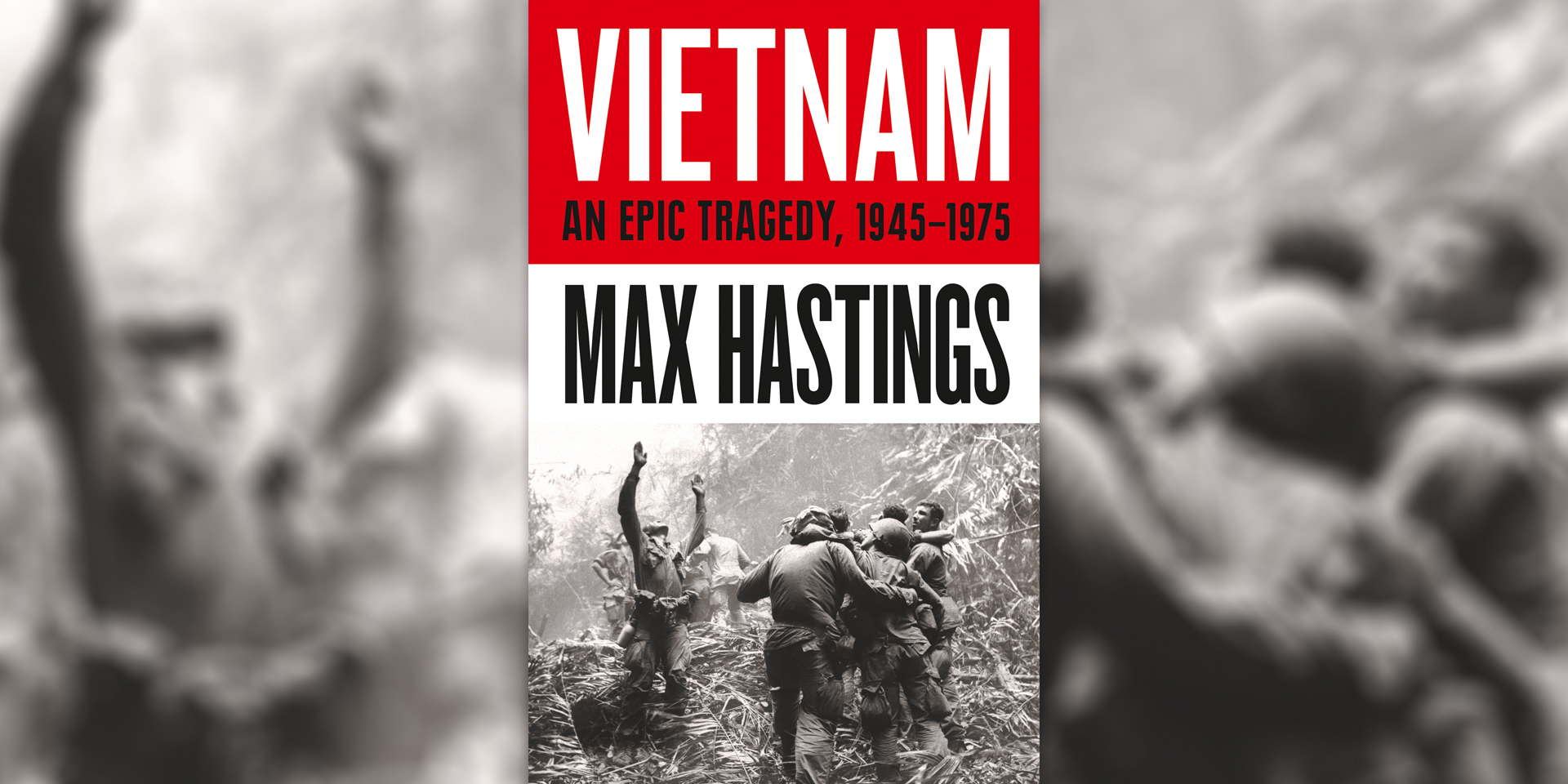 Vietnam an epic tragedy book cover