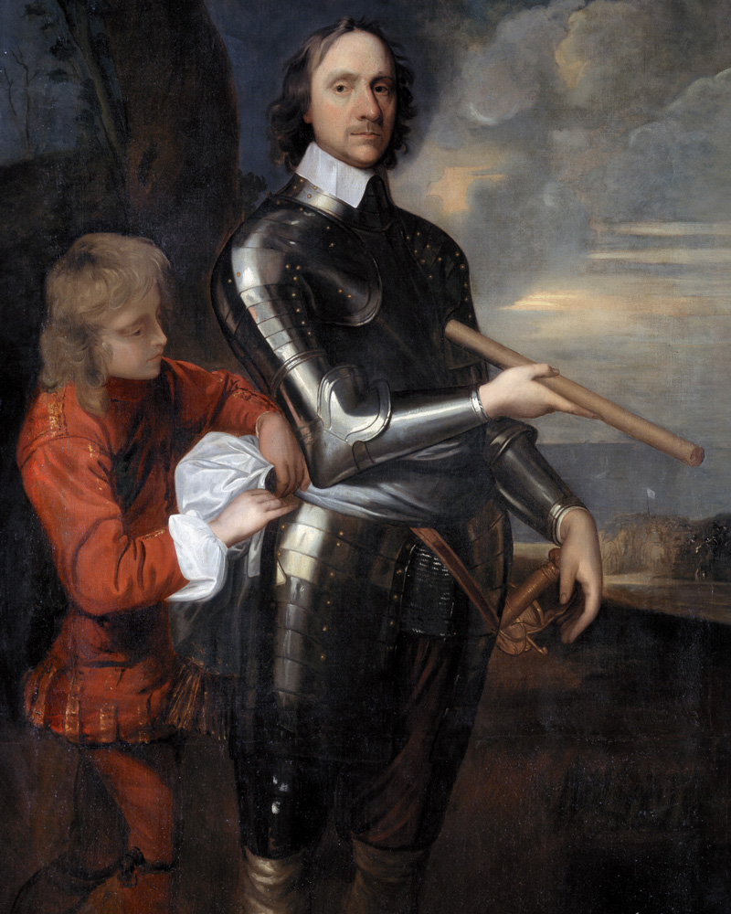 Oliver Cromwell, Lord Protector of England, c1653