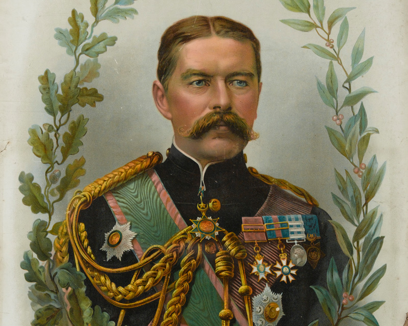 'The Avenger of Gordon, Lord Kitchener of Khartoum', 1899