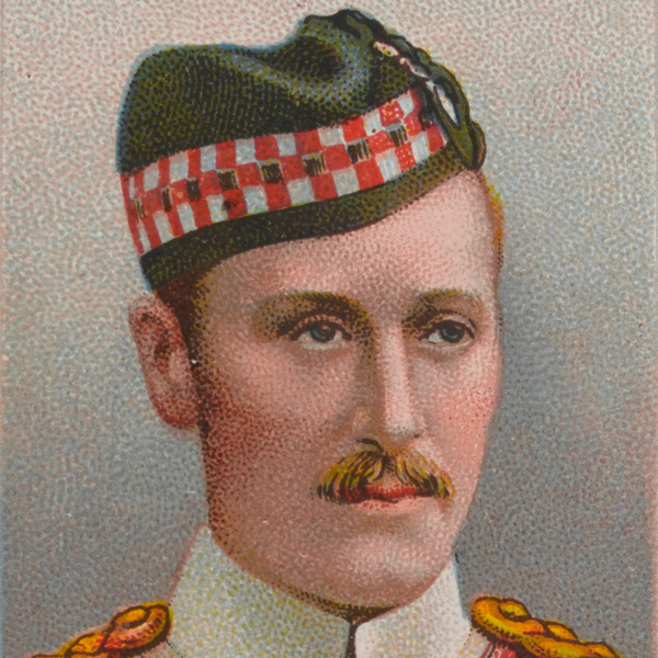 Lieutenant Walter Brodie VC, 2nd Battalion The Highland Light Infantry, c1915
