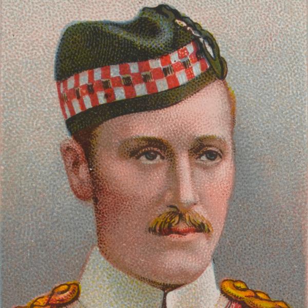 Lieutenant Walter Brodie VC, 2nd Battalion The Highland Light Infantry, c1915