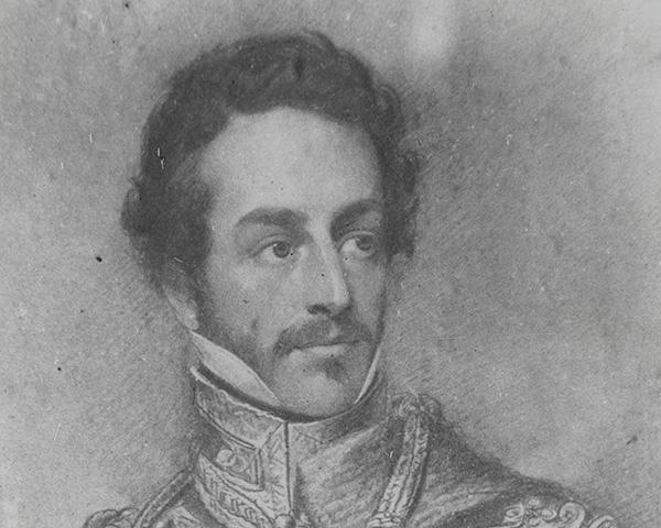 Lieutenant John Wallington 10th (Prince of Wales's Own) Light Dragoons, c1815