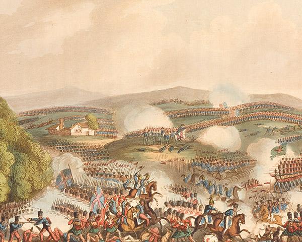 The Battle of Quatre Bras, 16 June 1815