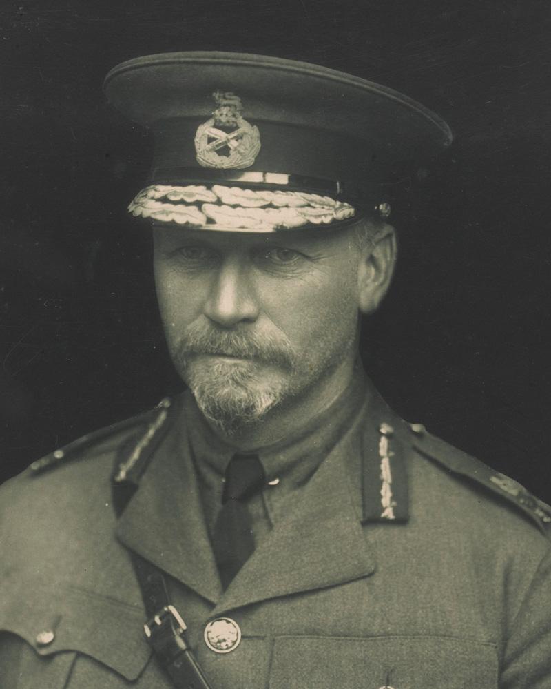 General Jan Smuts, 1918