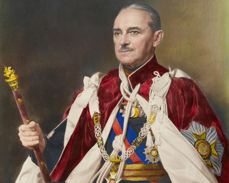 Field Marshal Sir Gerald Templer, 1958