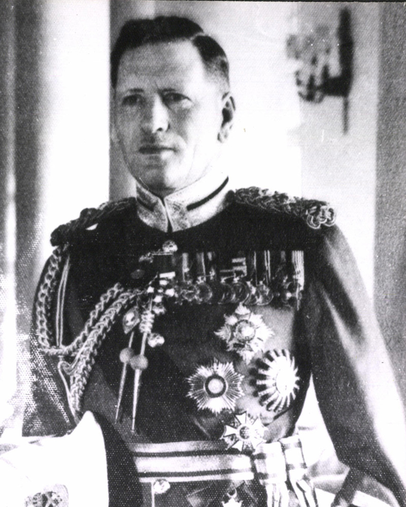 Field Marshal Sir Claude Auchinleck, c1947