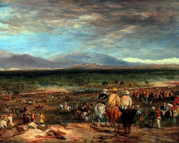 The Battle of Chilianwala, 1849