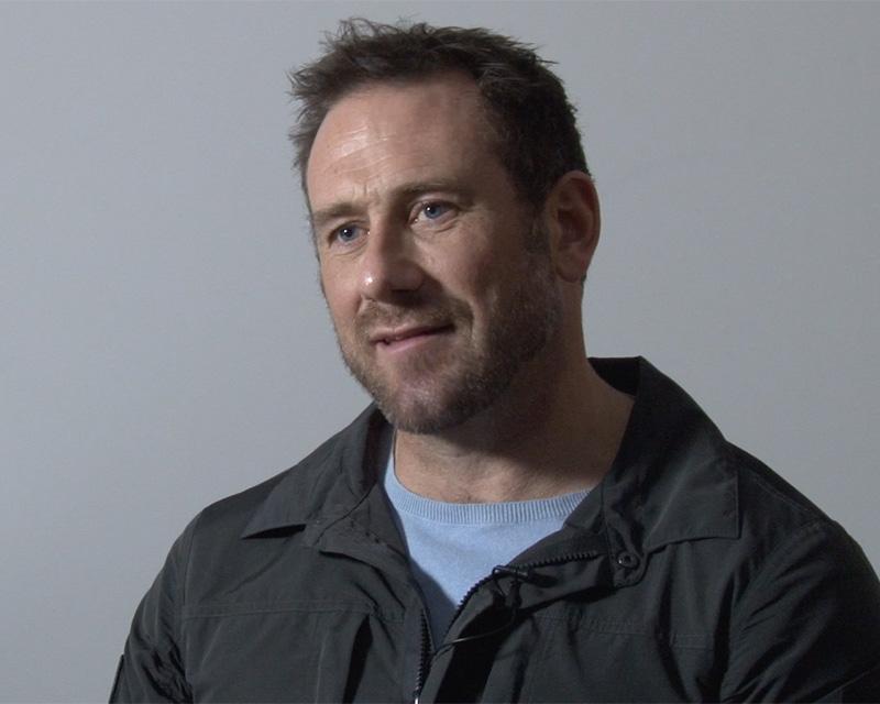 Jason Fox, SBS veteran