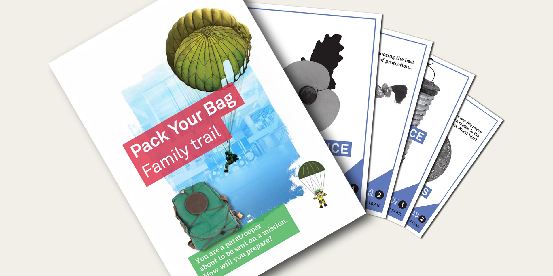 'Pack Your Bag' family trail