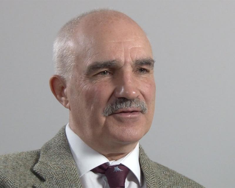 Robin Horsfall, SAS veteran