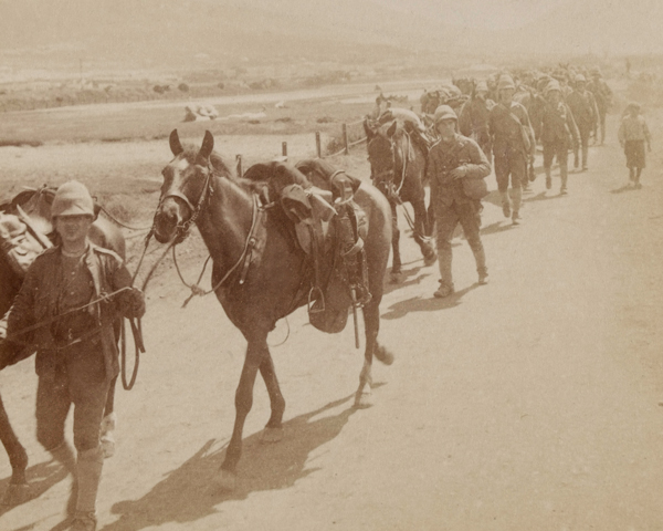 14th (King's) Hussars in South Africa, 1900
