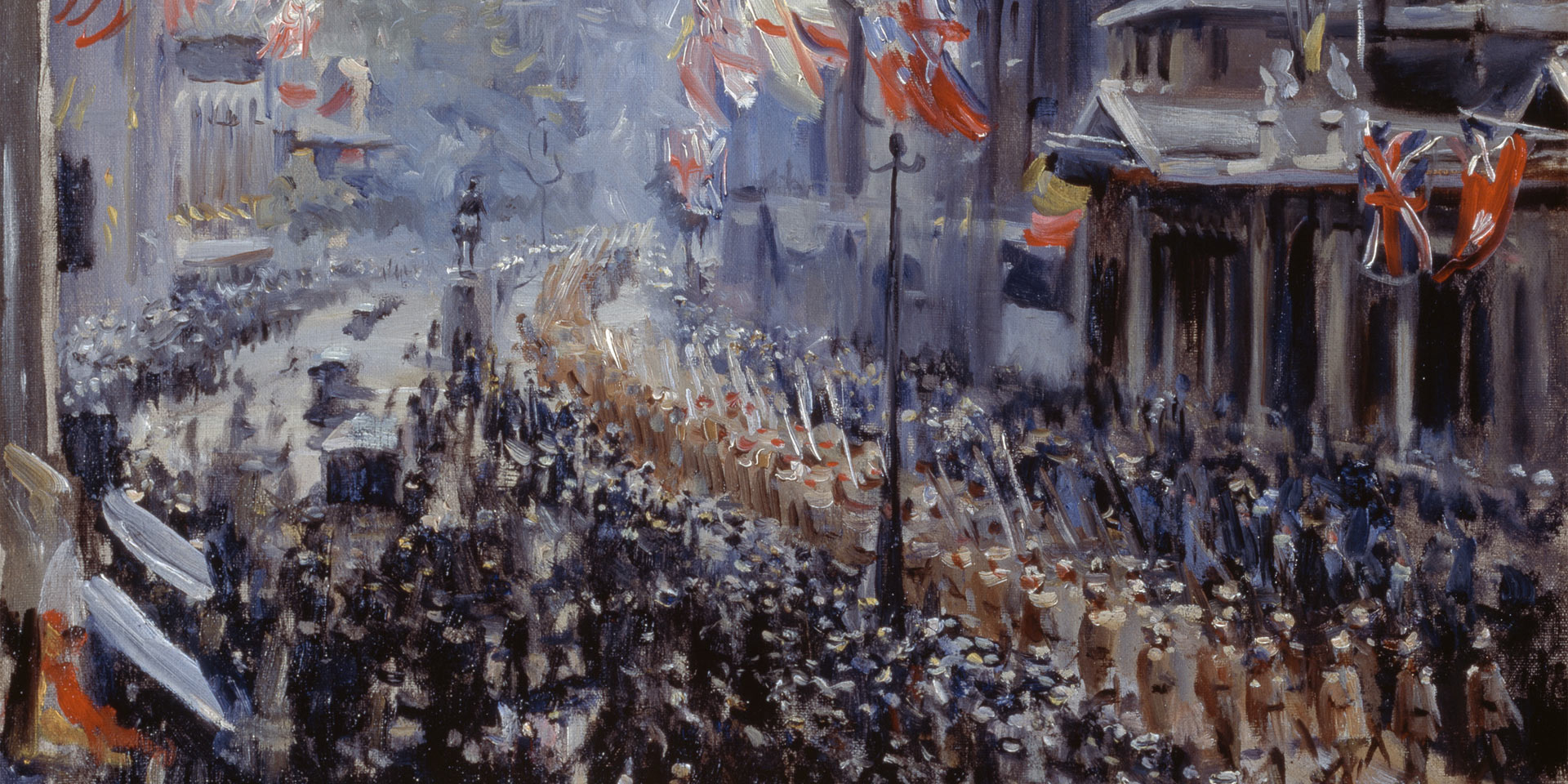'Peace Celebrations Indian Troops Marching Down Whitehall', 1919
