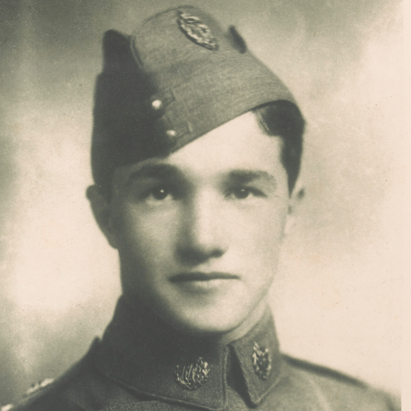 Captain Albert Ball, DSO, MC, Royal Flying Corps, 1917