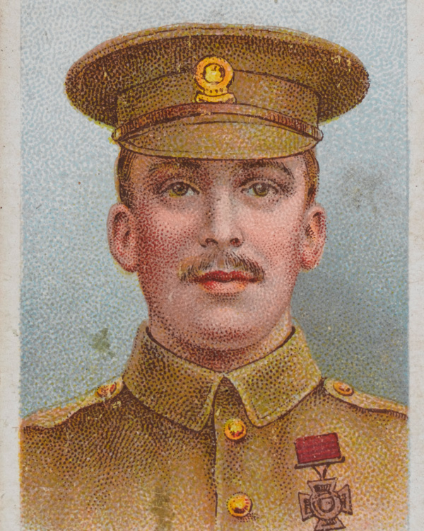 Corporal Garforth VC, 15th (The King's) Hussars, 1915