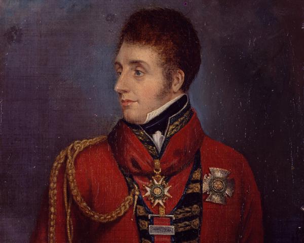 Major-General Sir William Ponsonby, c1815
