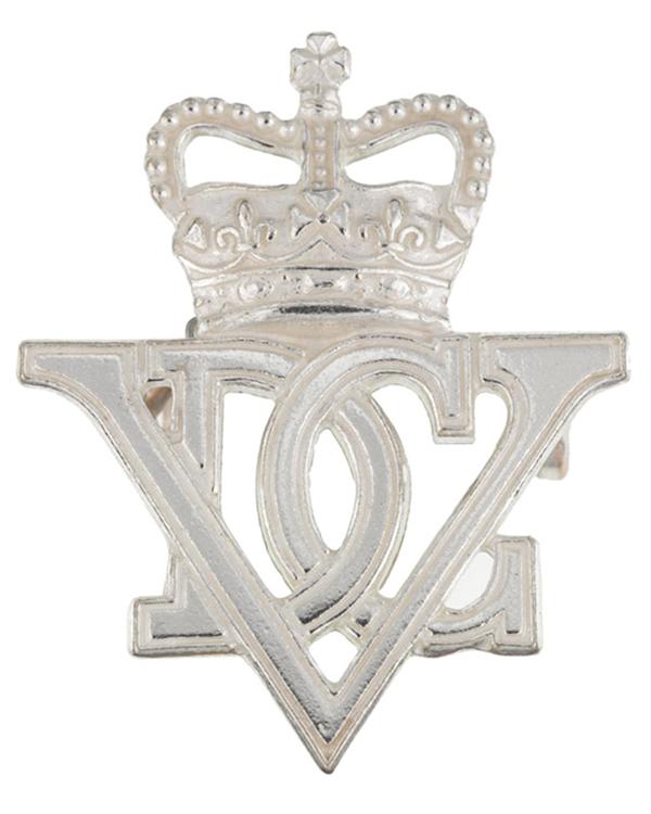 Officer's cap badge, 5th Royal Inniskilling Dragoon Guards, c1960