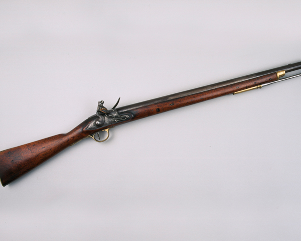 Carbine used by the 6th (Inniskilling) Dragoons at Waterloo, c1815