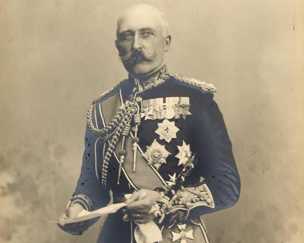 Field Marshal Prince Arthur, Duke of Connaught, c1910