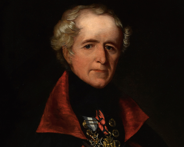 Lieutenant-General Sir Samuel Hinde, Colonel of the 98th Foot between 1829-1832