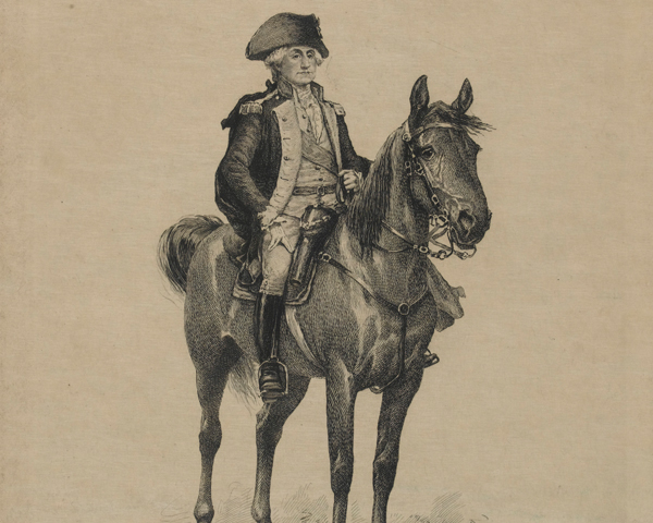 General George Washington, 1776