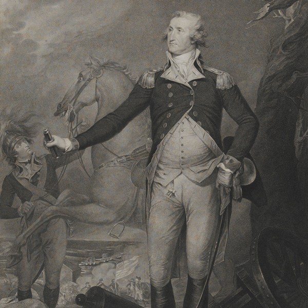 General George Washington, 1776