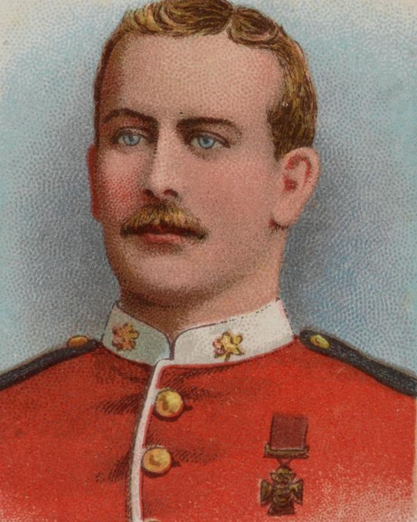 Corporal Albert Curtis VC, 2nd Battalion The East Surrey Regiment, 1902