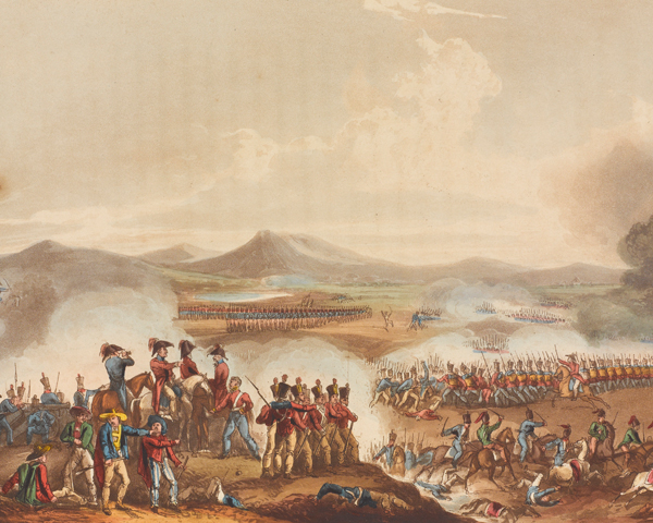 The Battle of Talavera, 1809