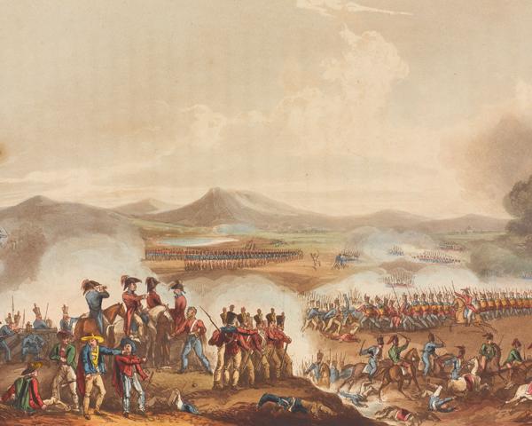 The Battle of Talavera, 1809
